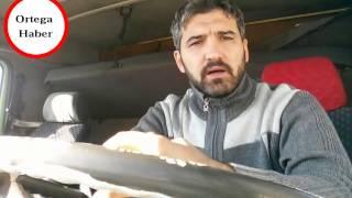 Mazot hırsızı suç üstü  Ortega Yollarda