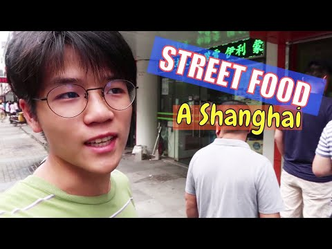 Street Food in Cina | Zerolatta