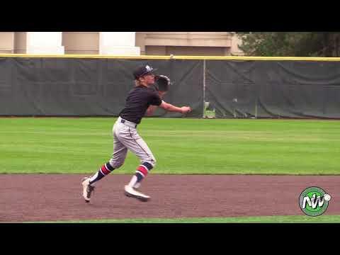 Elijah Hainline - PEC - SS - Mead HS (WA) - June 18, 2018