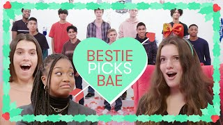 I Let My Best Friends Pick My Boyfriend: Rena | Bestie Picks Bae