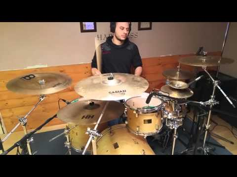 DevilDriver - Sail (Drum Cover)