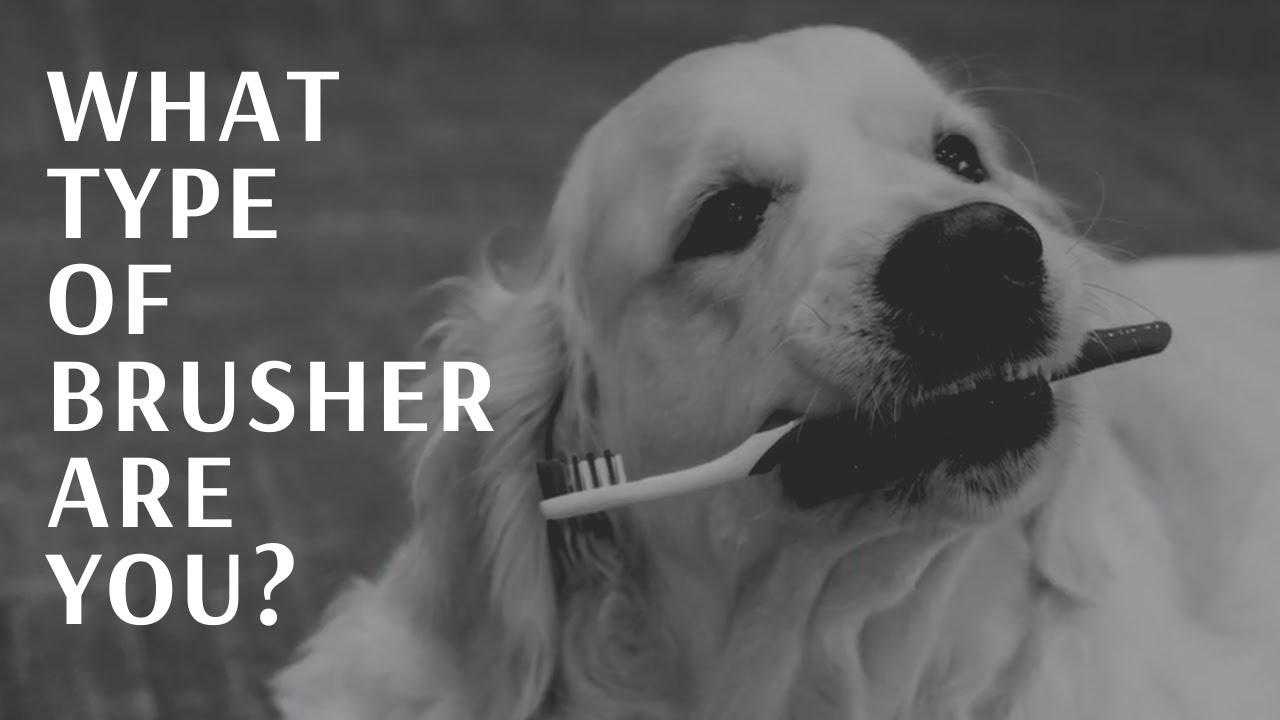 How do you brush your teeth?