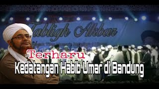 Kedatangan Habib Umar Tabligh Akbar & Napak Tilas Muassis Nu di Bandung