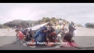 Virtual Reality Documentary Syrian Refugees