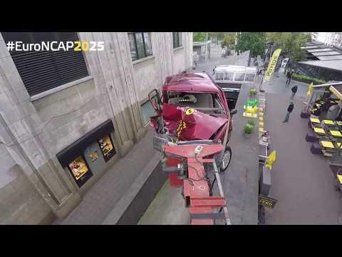 Euro NCAP In Pursuit Of Vision Zero