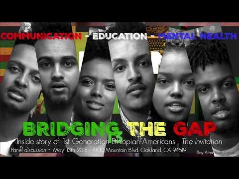 BRIDGING THE GAP - Inside story of 1st Generation Ethiopian Americans