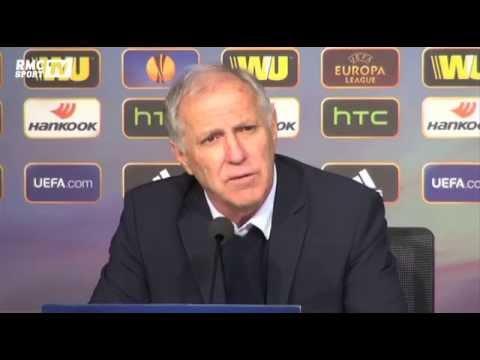 """Football / Girard : """"Il nous a manqué un but"""" 24/10"""