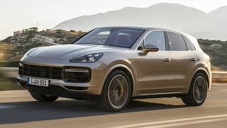 2018 Porsche Cayenne Turbo - 550 hp Exhaust Sound