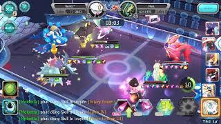 Poke Đại Chiến #50「MAX's」  Team Dị KanG   Ver 2