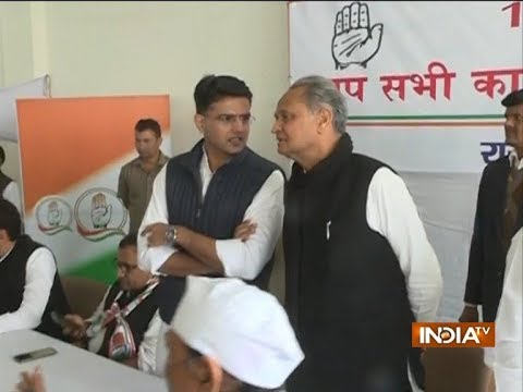 Ashok Gehlot front-runner for CM in Rajasthan, official announcement soon