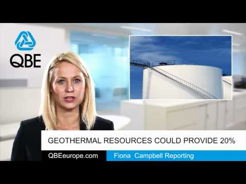 Geothermal resources could provide 20% of UK energy