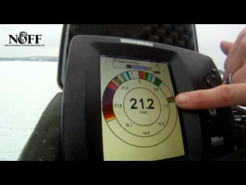 how to use ice fishing flasher - vexilar - youtube, Fish Finder