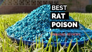 10 Best Rat Poison | The Best Rat Poison to buy in 2019 | Honest Review