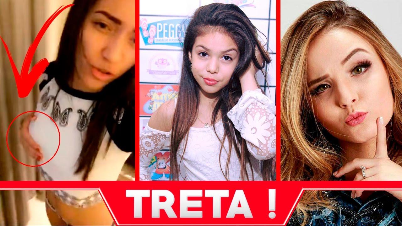 Dani Russo SEM SUTIÃ, Mc Melody VS Larissa Manoela - YouTube 45c08c5836