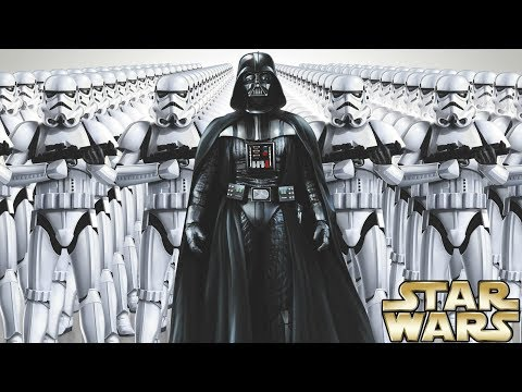 What The Stormtroopers Thought of Darth Vader - Star Wars Explained