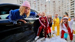 Клип МЫ НАШЛИ ДРУГ ДРУГА ft. DETKI (music video) // Open Kids cover