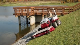 58% Grade Slope Mower by Ventrac Thumbnail