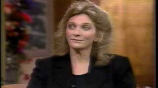 "JUDY COLLINS - 1991 Interview about ""Amazing Grace"""
