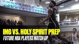 IMG Academy vs. Holy Spirit Prep: Future NBA Players Go Head-to-Head - Full Highlights