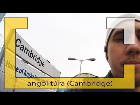 angol túra (Cambridge) - szaborichardofficial