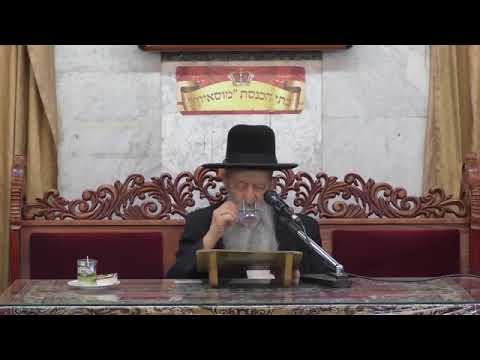 הרב בן ציון מוצפי מה הם גורמי השכחה שיעור מרתק!!!