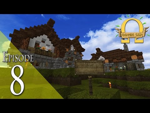 Omegus - Episode 8 - Town Shops with Findears