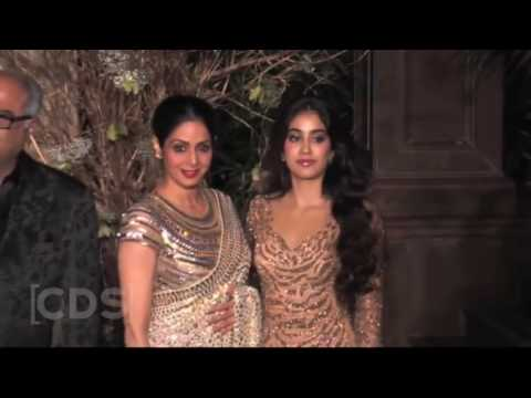 Sridevi Daughter Jhanvi Kapoor Touching Her Private Assets