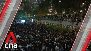 Hong Kong police ban two marches scheduled for weekend over safety concerns