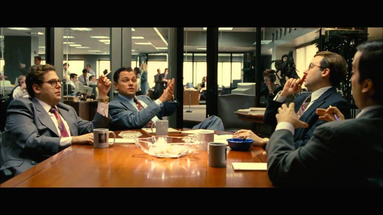 El lobo de Wall Street - Trailer en español (HD)