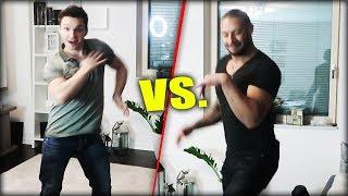DANNY VS. SNEILI - DANCE BATTLE !!!