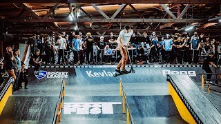 The Most Hectic Street Comp in Scooter | Nitro World Games 2018
