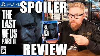 THE LAST OF US PART II SPOILER REVIEW - Happy Console Gamer
