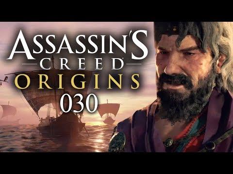 Seeschlacht 🎮 ASSASSIN'S CREED: ORIGINS #030