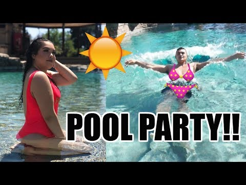 POOL PARTY !!