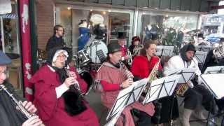 Winkelcentrum Soest Zuid in Kerstsfeer - Impressie HD