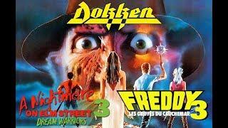 FREDDY 3 LES GRIFFES DU CAUCHEMAR (1987) / CLIP - DOKKEN \
