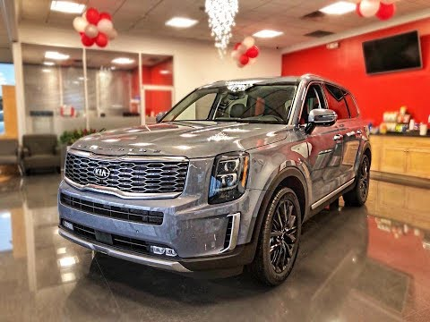 2020 Telluride EX l Kia Telluride l Kia Telluride Walkaround Review