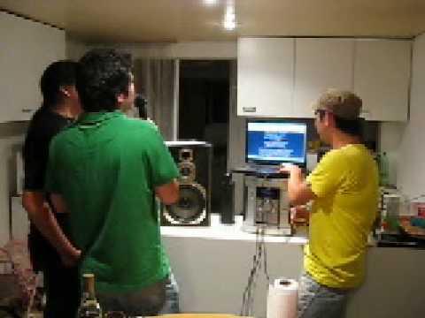 Karaoke Camilo, Ignacio.Nacho - (Symphony X - Evolution)