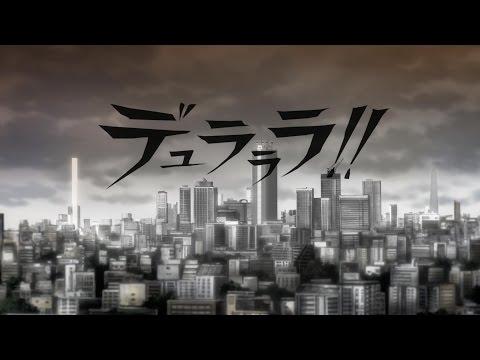 Durarara!! Opening 2 English by Shadowlink HD creditless