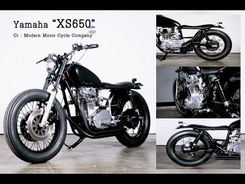 Motor Show : Yamaha XS650