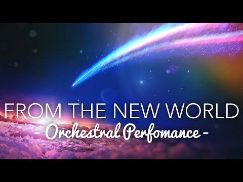 [Orchestral Perfomance] From The New World - Antonín Dvořák