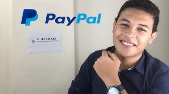 PayPal in Egypt - باي بال في مصر