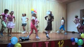 """танец """"Настоящий друг"""""""