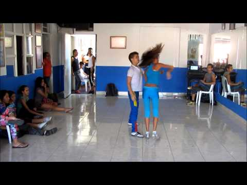 Salsa Cali, Colombia - Training at Son de Luz  dance school, escuela de salsa Cali