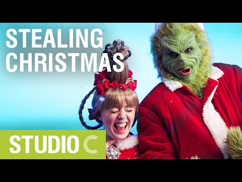 How the Grinch Hijacked the Holidays - Studio C