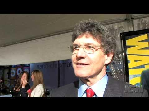 Alan Horn Talks About Batman 3