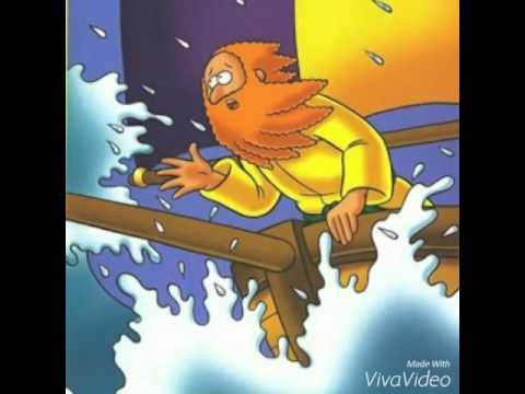 história infantil biblica jonas e o grande peixe youtube