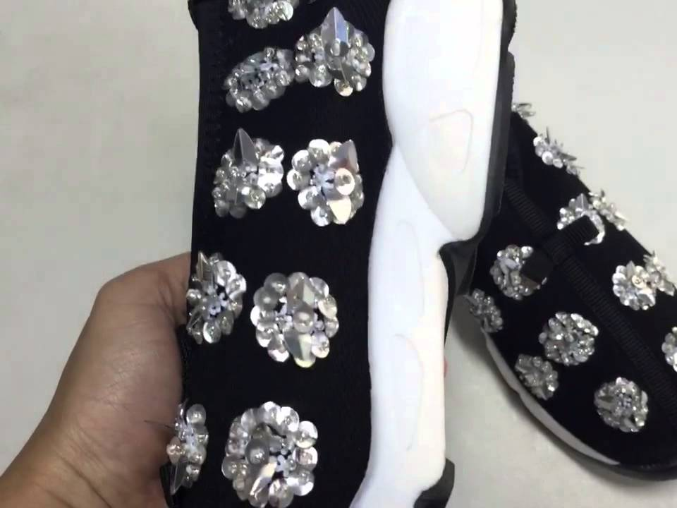 1875363a30fa Review Dior Fusion Sneakers 2015 - YouTube