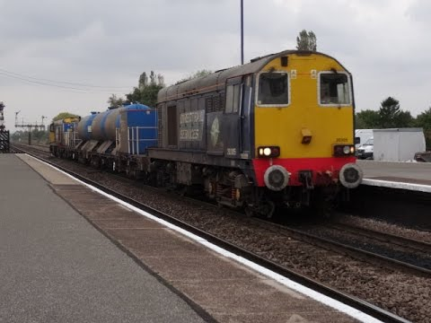 Friday Freight Bononza at Barnetby 16/10/15