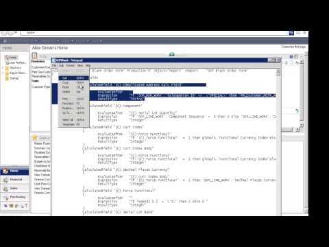 Microsoft Dynamics GP Report Writer - Copying Calculated Fields - By Collins Computing